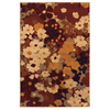 Mohawk Home 8-ft x 10-ft Florencia Crimson Area Rug