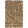 Mohawk Home Shimmer Spring Gold 96-in x 120-in Rectangular Yellow/Gold Transitional Area Rug