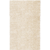 Mohawk Home Shimmer Pearl 60-in x 96-in Rectangular White Transitional Area Rug