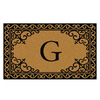 "Mohawk Home 23"" x 35"" Scroll Corner Ultra Thick G Door Mat"