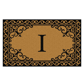 Mohawk Home 18&#034; x 30&#034; Scroll Corner Standard I Door Mat