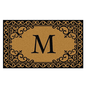 Mohawk Home Multicolor Rectangular Door Mat (Common: 23-in x 35-in; Actual: 23-in x 35-in)