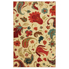Mohawk Home 5-ft x 8-ft Tropical Acres Select Strata Area Rug