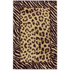 Mohawk Home 8-ft x 10-ft Tigress Select Woodgrain Area Rug