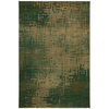Mohawk Home Select Kaleidoscope Inferno Green 63-in x 94-in Rectangular Green Transitional Area Rug
