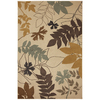 Mohawk Home Select Cambridge Hidden Escape Beige 63-in x 94-in Rectangular Cream/Beige/Almond Transitional Area Rug