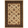 Mohawk Home Select Versailles Istanbul 63-in x 94-in Rectangular Cream/Beige/Almond Transitional Area Rug