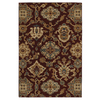 Mohawk Home Select Versailles Costa Rica Red 96-in x 132-in Rectangular Red/Pink Transitional Area Rug