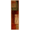 Mohawk Home Decorator's Choice Multicolor Rectangular Indoor Woven Runner (Common: 2 x 8; Actual: 25-in W x 94-in L x 0.5-ft Dia)