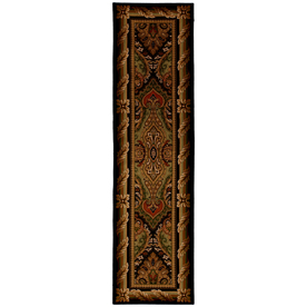 Mohawk Home Raymond Waites Multicolor Rectangular Indoor Woven Runner (Common: 2 x 8; Actual: 25-in W x 94-in L x 0.5-ft Dia)