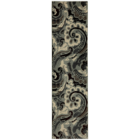 Mohawk Home Select Cambridge Multicolor Woven Runner (Common: 2-ft x 8-ft; Actual: 2.083-ft x 7.833-ft)