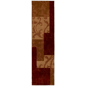 Mohawk Home 2-ft 1-in W x 7-ft 10-in L Multicolor Runner