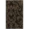Mohawk Home Wilkshire Mink Lichen 60-in x 96-in Rectangular Brown/Tan Transitional Area Rug