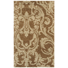 Mohawk Home Wilkshire Apple Butter Biscuit Ivory Rectangular Indoor Tufted Area Rug (Common: 10 x 13; Actual: 120-in W x 156-in L x 0.5-ft Dia)