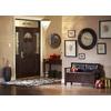 Mohawk Home Blackbourne Black Rectangular Indoor Woven Area Rug (Common: 5 x 8; Actual: 63-in W x 94-in L x 0.5-ft Dia)