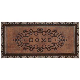 Mohawk Home 22-in x 47-in Multicolor Door Mat