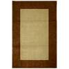 Mohawk Home Midtown Brown Rectangular Indoor Woven Throw Rug (Common: 2 x 4; Actual: 25-in W x 44-in L x 0.5-ft Dia)