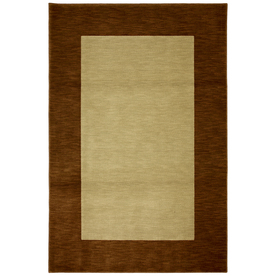 Mohawk Home Midtown Brown Rectangular Indoor Woven Area Rug (Common: 5 x 8; Actual: 63-in W x 94-in L x 0.5-ft Dia)