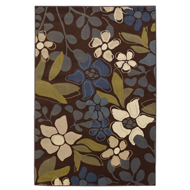 Mohawk Home Barbados Multicolor Rectangular Indoor Woven Area Rug (Common: 5 x 8; Actual: 63-in W x 94-in L x 0.5-ft Dia)