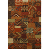 Mohawk Home Larado 5-ft 3-in x 7-ft 10-in Rectangular Multicolor Transitional Area Rug