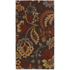 Mohawk Home Whimsical Oasis 5-ft 3-in x 7-ft 10-in Rectangular Tan Transitional Area Rug
