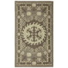 Mohawk Home Valencia 25-in x 44-in Rectangular Silver Transitional Accent Rug