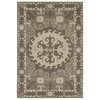 Mohawk Home Valencia Granite 63-in x 94-in Rectangular Gray/Silver Transitional Area Rug