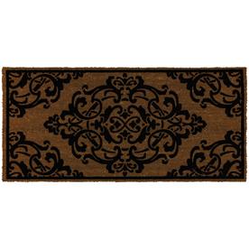 Mohawk Home Multicolor Rectangular Door Mat (Common: 23-in x 35-in; Actual: 22-in x 47-in)