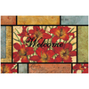 Mohawk Home 35-in x 23-in Multicolor Rectangle Door Mat