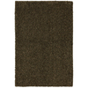 Mohawk Home Shearling Boucle Lichen Garden 5-ft x 8-ft Rectangular Brown Transitional Area Rug
