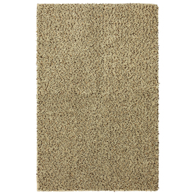 Mohawk Home Shearling Boucle 8-ft x 10-ft Rectangular Beige Transitional Area Rug