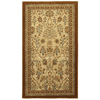 allen + roth Empire Park 25-in x 44-in Rectangular Beige Transitional Accent Rug