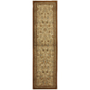 allen + roth Empire Park Brown Rectangular Indoor Woven Runner (Common: 2 x 8; Actual: 25-in W x 94-in L x 0.5-ft Dia)