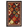 Mohawk Home Qazvin 24-in x 40-in Rectangular Multicolor Transitional Accent Rug