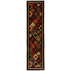 Mohawk Home Qazvin 24-in W x 8-ft L Multicolor Runner