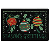 Mohawk Home 27-in x 18-in Multicolor Rectangular Door Mat