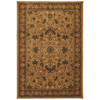 allen + roth Gladwyne 8-ft x 10-ft Rectangular Tan Floral Area Rug