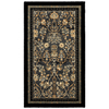 Mohawk Home Empire Park 25-in x 44-in Rectangular Silver Transitional Accent Rug