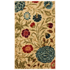 Mohawk Home Bettina 24-in x 40-in Rectangular Beige Transitional Accent Rug