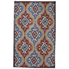 Mohawk Home Mystic Ikat Multicolor Rectangular Outdoor Tufted Area Rug (Common: 5 x 8; Actual: 60-in W x 96-in L x 0.5-ft Dia)