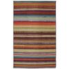 Mohawk Home Avenue Stripe 8-ft x 10-ft Rectangular Peach Transitional Outdoor Area Rug