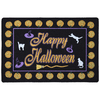 Mohawk Home Black Rectangular Door Mat (Common: 18-in x 30-in; Actual: 18-in x 27-in)