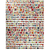 Mohawk Home Delerus Multicolor Rectangular Indoor Tufted Area Rug (Common: 8 x 10; Actual: 96-in W x 120-in L x 0.5-ft Dia)