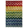 Mohawk Home Crete Multicolor Rectangular Indoor Tufted Area Rug (Common: 8 x 10; Actual: 96-in W x 120-in L x 0.5-ft Dia)