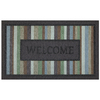 allen + roth Brown Rectangular Door Mat (Common: 18-in x 30-in; Actual: 18-in x 30-in)
