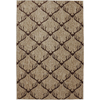 Mohawk Home Laredo Light Camel Cream Rectangular Indoor Woven Area Rug (Common: 5 x 8; Actual: 63-in W x 94-in L x 0.5-ft Dia)
