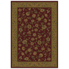 Mohawk Home Alice Red Rectangular Indoor Woven Area Rug (Common: 8 x 11; Actual: 94-in W x 130-in L x 0.5-ft Dia)