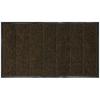 Mohawk Home Brown Rectangular Door Mat (Common: 27-in x 45-in; Actual: 26-in x 47-in)