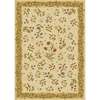 Mohawk Home Summer Flowers Beige Beige Rectangular Indoor Tufted Area Rug