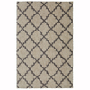 Mohawk Home Briarwick Gray Rectangular Indoor Woven Area Rug (Common: 8 x 10; Actual: 96-in W x 120-in L)